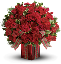 Season\'s Surprise Bouquet by Teleflora