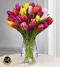 FTD® Spring Tulip Bouquet by Better Homes and Gardens