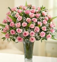 "Ultimate Eleganceâ""¢  Long Stem Roses - Pink"
