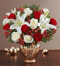 Winter Brilliance Bouquet