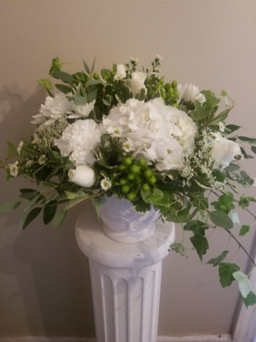 French Sympathy Bouquet