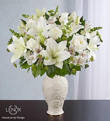 Loving Blooms Lenox - All White