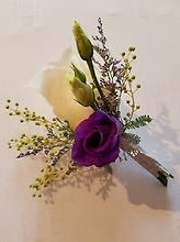 Add Matching Boutonniere