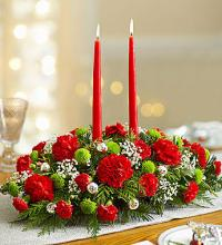 Season\'s Greeting Centerpiece