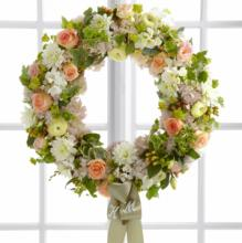 The Garden Splendor Wreath
