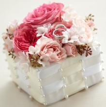 The Flower Jeweled Ring Box