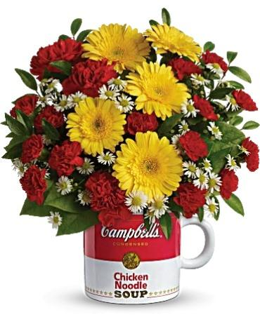 Campbell\'s Healthy Wishes